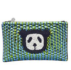 Forest of Chintz The Pandamonium Clutch Bag
