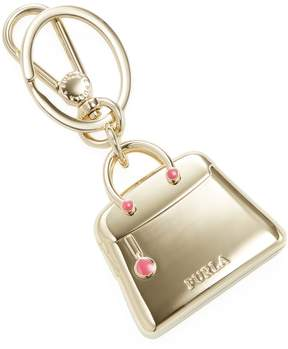 Furla Women's Piper Metal Keychain