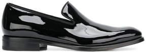 Salvatore Ferragamo patent loafers