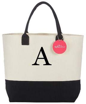 Kate Aspen Monogram Tote Bag