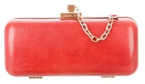 Rachel Zoe Leather Clutch
