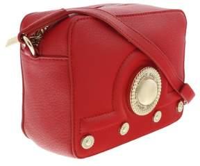 Versace EE1VRBBL4 Red Shoulder Bag