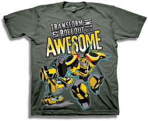 Freeze Transformers Graphic T-Shirt-Big Kid Boys