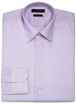 Bloomingdale's The Men's Store at Textured Nonsolid Slim Fit Dress Shirt - 100% Exclusive
