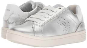 Geox Kids DJ Rock 3 Girl's Shoes