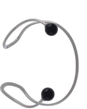 Astley Clarke onyx Yves cuff bracelet