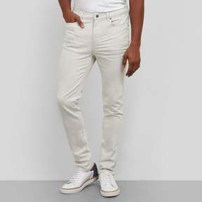 Kenneth Cole New York White Weft Skinny Jean
