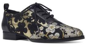 Nine West Hyida Floral Oxfords