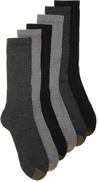 Gold Toe Men's Harrington Men's's Crew Socks - 6 Pack