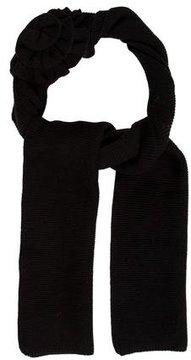 Sonia Rykiel Wool Knit Scarf
