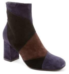 Andre Assous Lyanna Suede Ankle Boots