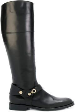 Ermanno Scervino stirrup knee high boots