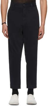 Ann Demeulemeester Black Oreste Trousers