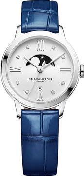 Baume & Mercier 10329 Classima stainless steel