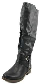 XOXO Womens Martin Closed Toe Mid-calf Fashion Boots.