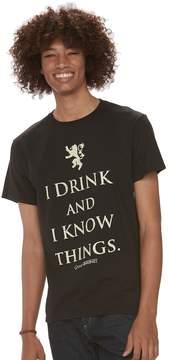 DAY Birger et Mikkelsen Kohl's Men's I Drink & I Know Things Tee