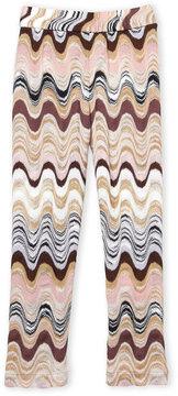 Missoni Toddler Girls) Geometric Wave Leggings