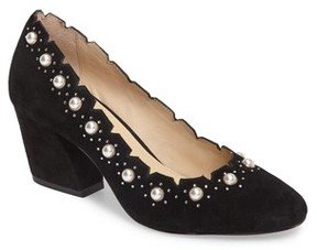 Botkier Women's Holly Imitation Pearl Pump