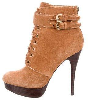 Michael Kors Platform Ankle Boots