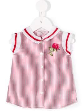 MonnaLisa striped blouse
