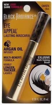 Black Radiance Eye Appeal Lasting Mascara Black