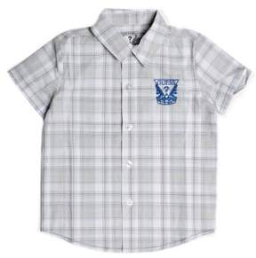 GUESS Boy's Short-Sleeve Shirt (2-6x)