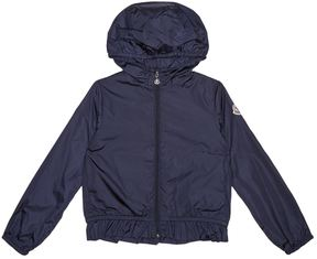 Moncler Camelien Frill Hooded Jacket 4 Years - 6 Years