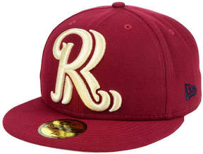 New Era Frisco RoughRiders MiLB Logo Grand 59FIFTY Cap
