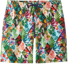 Funky Trunks Men's Jungle Jam Long Jonny Boardshort 8157226