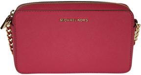 MICHAEL Michael Kors Jet Set Shoulder Bag - FUXIA - STYLE