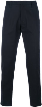 Emporio Armani flap pocket tailored trousers