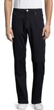 Mavi Jeans Courage Mid-Rise Straight-Leg Jeans