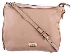 MICHAEL Michael Kors Grained Leather Hobo