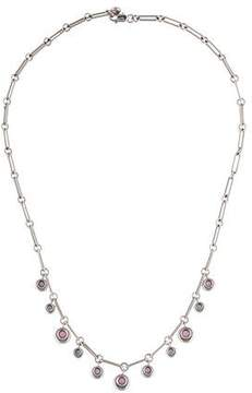 Chaumet 18K Topaz Dangle Necklace