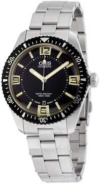 Oris Divers Sixty-Five Automatic Black Dial Men's Watch