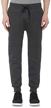 Isaora Men's Double-Faced Neoprene Sweatpants