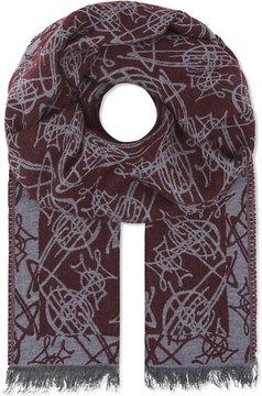 Vivienne Westwood Pigment orb scarf