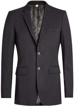 Burberry Tailored Wool Blazer