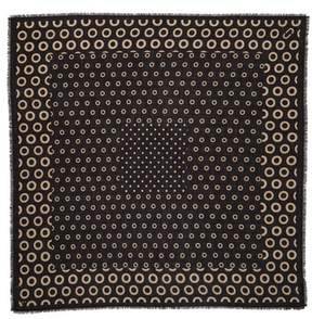 Marc Jacobs Women's Dots & Rings Wool Scarf