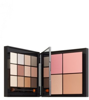 Bobbi Brown Nude Glow Eye & Cheek Palette - No Color