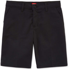 Dickies Slim-Fit Flat-Front Shorts - Girls 7-16