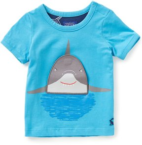 Joules Baby/Little Boys 12 Months-3T Shark Short-Sleeve Tee