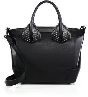Christian Louboutin Eloise Large Studded Leather Tote