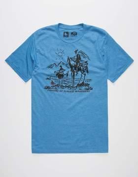 Hippy-Tree HIPPYTREE Drifter Mens T-Shirt