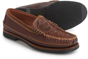 Chippewa Full-Quill Ostrich Leather Loafers - Slip-Ons (For Men)
