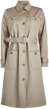 A.P.C. Pauline Cotton Trench Coat