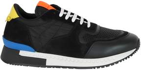 Givenchy Black Runner Active Sneakers