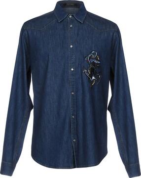 Roberto Cavalli Denim shirts