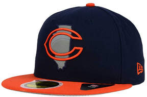 New Era Chicago Bears State Flective Redux 59FIFTY Cap