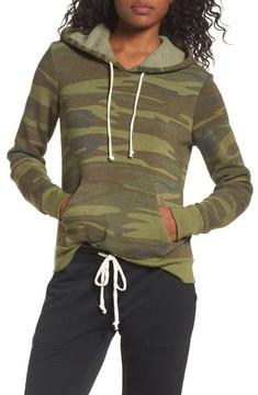 Alternative Women's Camo Pullover Hoodie